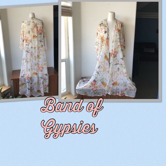 Band of Gypsies Tops - Band of Gypsies duster
